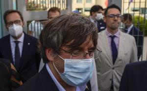 L'indépendantiste catalan Carles Puigdemont autorisé à quitter l'Italie