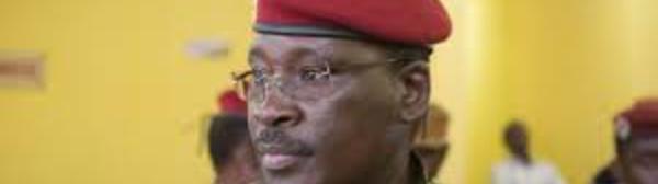 BURKINA: L'ex-Premier ministre Isaac Zida rayé de l'armée pour désertion