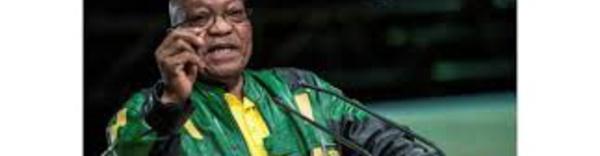 Afrique du Sud: Zuma survit à une nouvelle motion de défiance