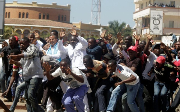 RDC: six opposants blessés par la police, selon un député
