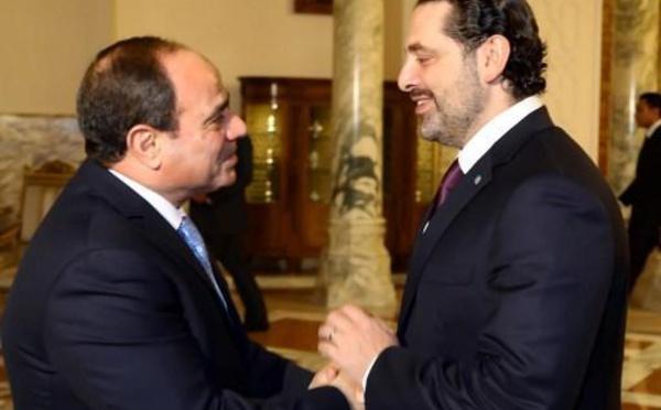 Hariri rentre à Beyrouth près de trois semaines après sa démission choc