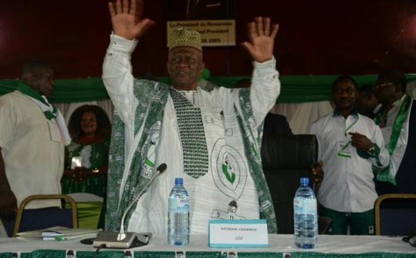 Cameroun: Joshua Osih investi candidat du principal parti d'opposition