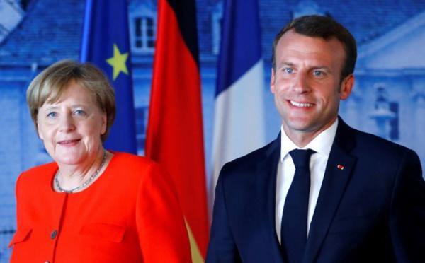 Migrations: Paris et Berlin appellent à avancer sans attendre de consensus à 28