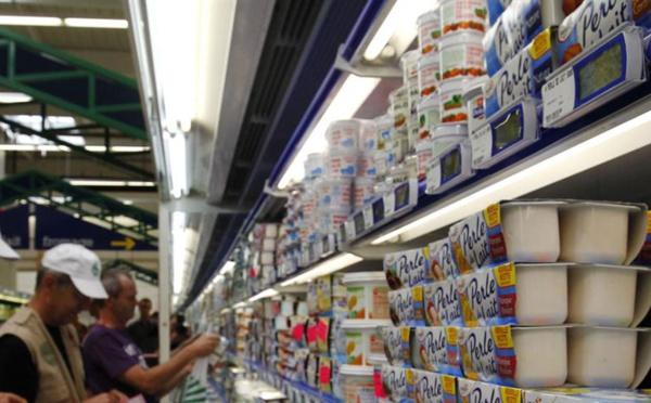Danone a perdu plus de la moitié du marché marocain du lait, selon son PDG