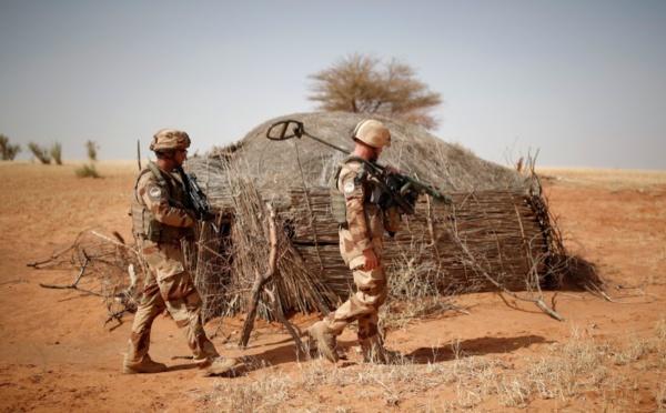 """La France assure porter des """"coups rudes"""" aux djihadistes maliens"""