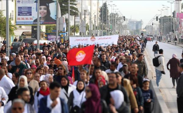 Tunisie: L'UGTT appelle à une grève nationale le 17 janvier
