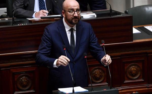 Belgique: Le pacte sur les migrations provoque le départ de la N-VA