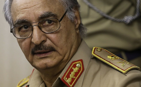 Des tchadiens attaquent un camp de Haftar dans le sud de la Libye