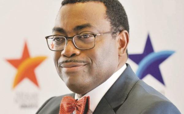 « Nous sommes engagés dans une course contre la montre pour libérer le plein potentiel de l'Afrique » (Akinwumi Adesina)