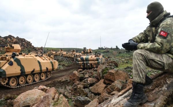 """Syrie: Ankara ne veut que l'armée turque dans la """"zone de sécurité"""""""