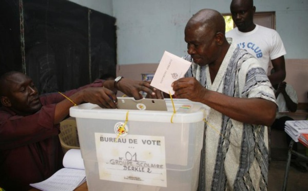 Sécurisation de l'élection présidentielle: un cas concret à Kaffrine