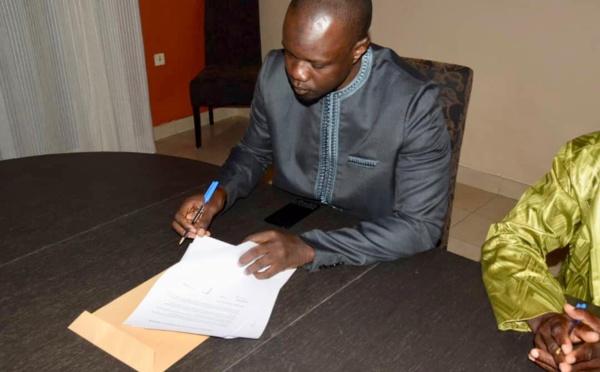 """Ousmane Sonko: """"Exiger et obtenir les réformes indispensables"""" pour consolider la démocratie sénégalaise"""