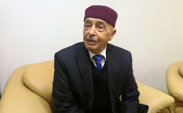 Le président du parlement de Benghazi promet la poursuite de la bataille de Tripoli