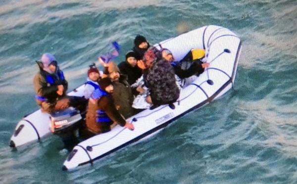 France : Prison ferme pour des passeurs de migrants