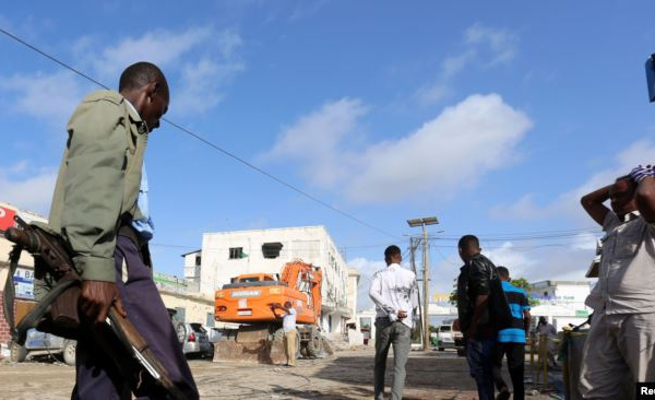 Base militaire d'Al Shabaab en Somalie, des morts des deux côtés