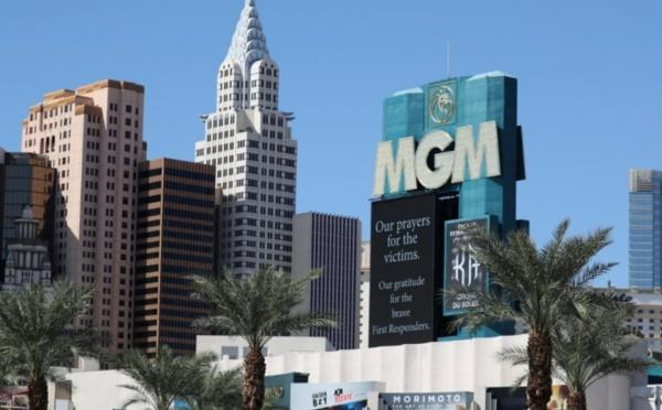 USA: MGM versera 735 millions de dollars aux rescapés de la tuerie de Las Vegas
