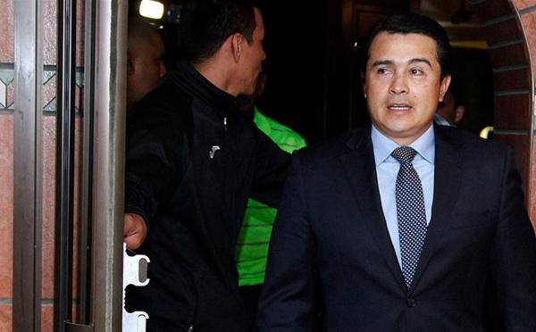 USA: Le frère du président hondurien reconnu coupable de trafic de drogue