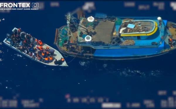 MIGRATION: L'Union européenne de plus en plus hermétique, les renvois en hausse (Frontex)