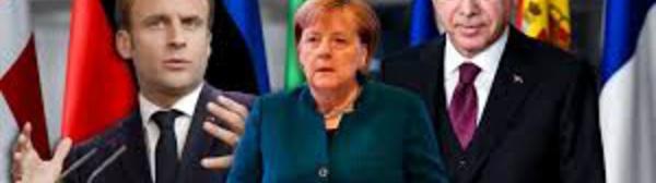 La réunion entre Erdogan, Macron et Merkel se tiendra par téléconférence