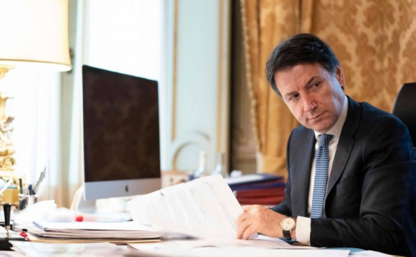 Virus: colère italienne contre l'UE