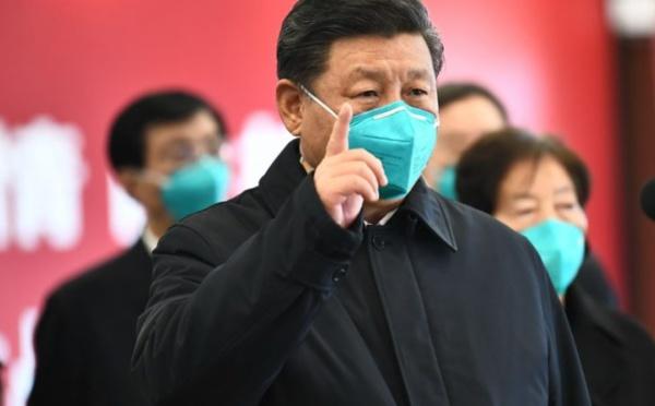 Xi à Trump: la Chine et les Etats-Unis « doivent s'unir » contre le Covid-19