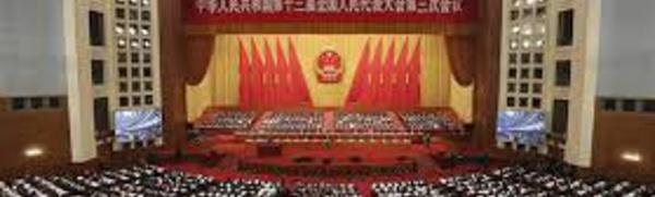 Chine : Pourquoi le rapport d'activité du gouvernement n'a-t-il pas proposé d'objectifs spécifiques pour la croissance économique annuelle ?