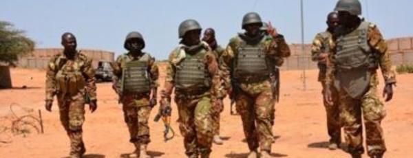 L'armée malienne prise pour cible en pleine crise politique