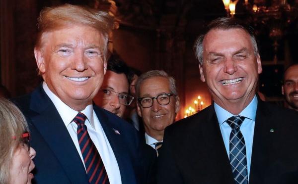 Bolsonaro se voit déjà à l'investiture de Donald Trump