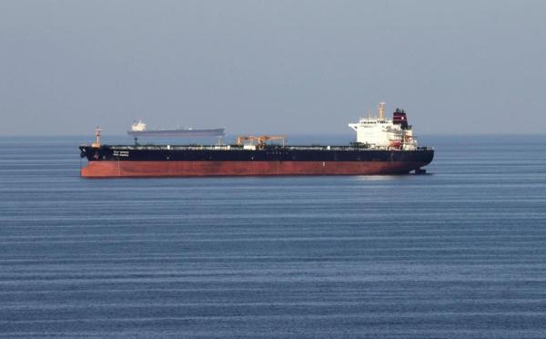 Incident sur un pétrolier au sud de l'Angleterre