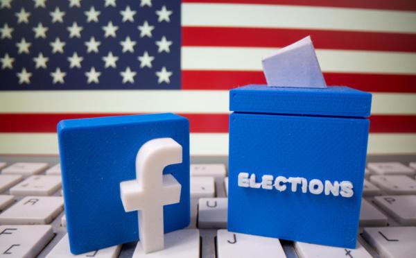 Présidentielle américaine : le plan de guerre de Facebook pour protéger les élections américaines