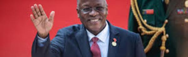 Le sortant John Magufuli déclaré vainqueur de la présidentielle