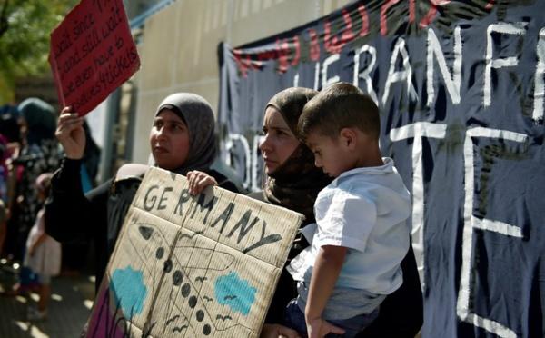 Migrants : La justice allemande interdit les renvois vers la Grèce