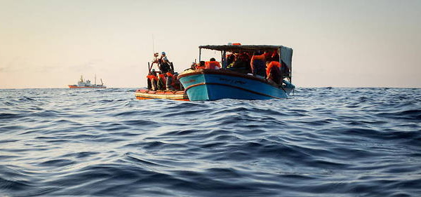 Deux bateaux de migrants secourus en Méditerranée