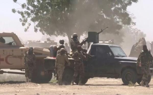 L'armée tchadienne annonce avoir tué «plusieurs centaines» de rebelles