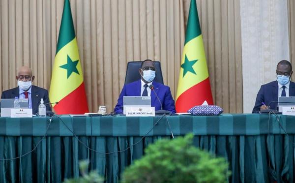 Conseil des ministres du 5 mai 2021: le communiqué