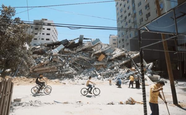 Israël propose un plan de développement pour la bande de Gaza