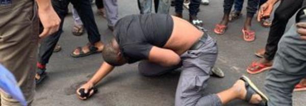 Le correspondant de la RTBF en RDC brutalisé et arrêté par la police