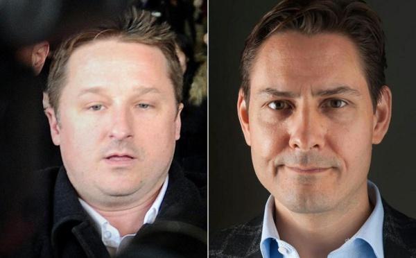 Après la libération de Meng Wanzhou : les deux Canadiens libérés de Chine ont atterri au Canada